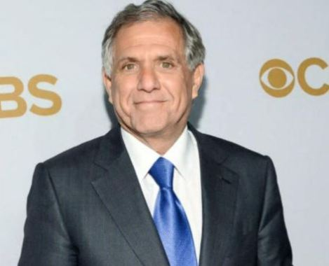 The former Chairman and CEO of CBS, Les Moonves
