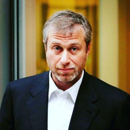 Ilya Abramovich' father Roman Abramovich