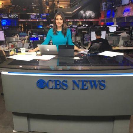 Stephanie Sy on-air