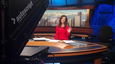 Benjamin's wife Ana is a CNN anchor.
