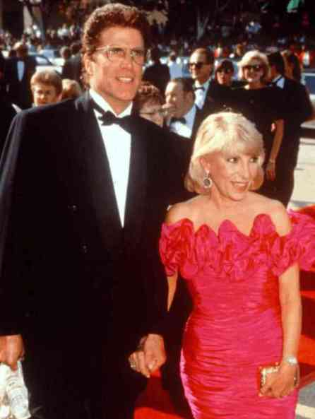 """Ted Danson and his ex-wife Cassandra """"Casey"""" Coates"""