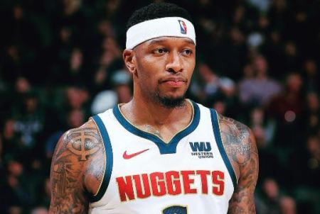 Professional Basketball player, Torrey Craig
