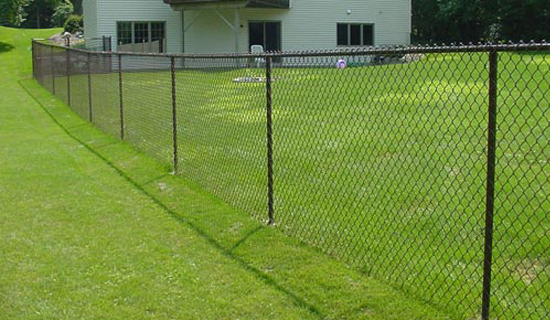 Chain Link Fence Installation Waall Star Fence Spokane