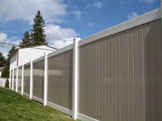 Privacy Fence In Spokane Privacy Fence Installation Spokane