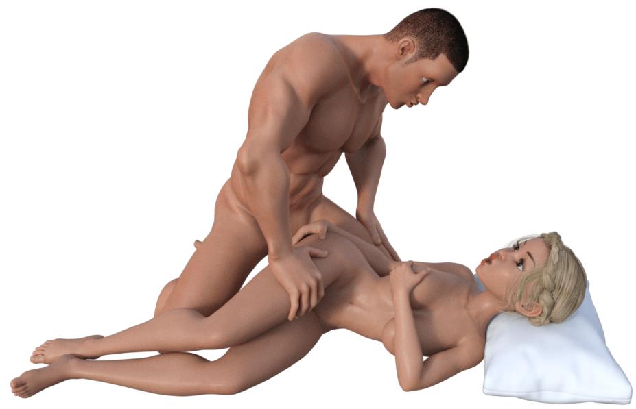 To man positions sex pleasure a 8 Erogenous