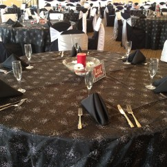 Black Glitter Chair Covers Chiavari For Sale Linen All Star Rentals
