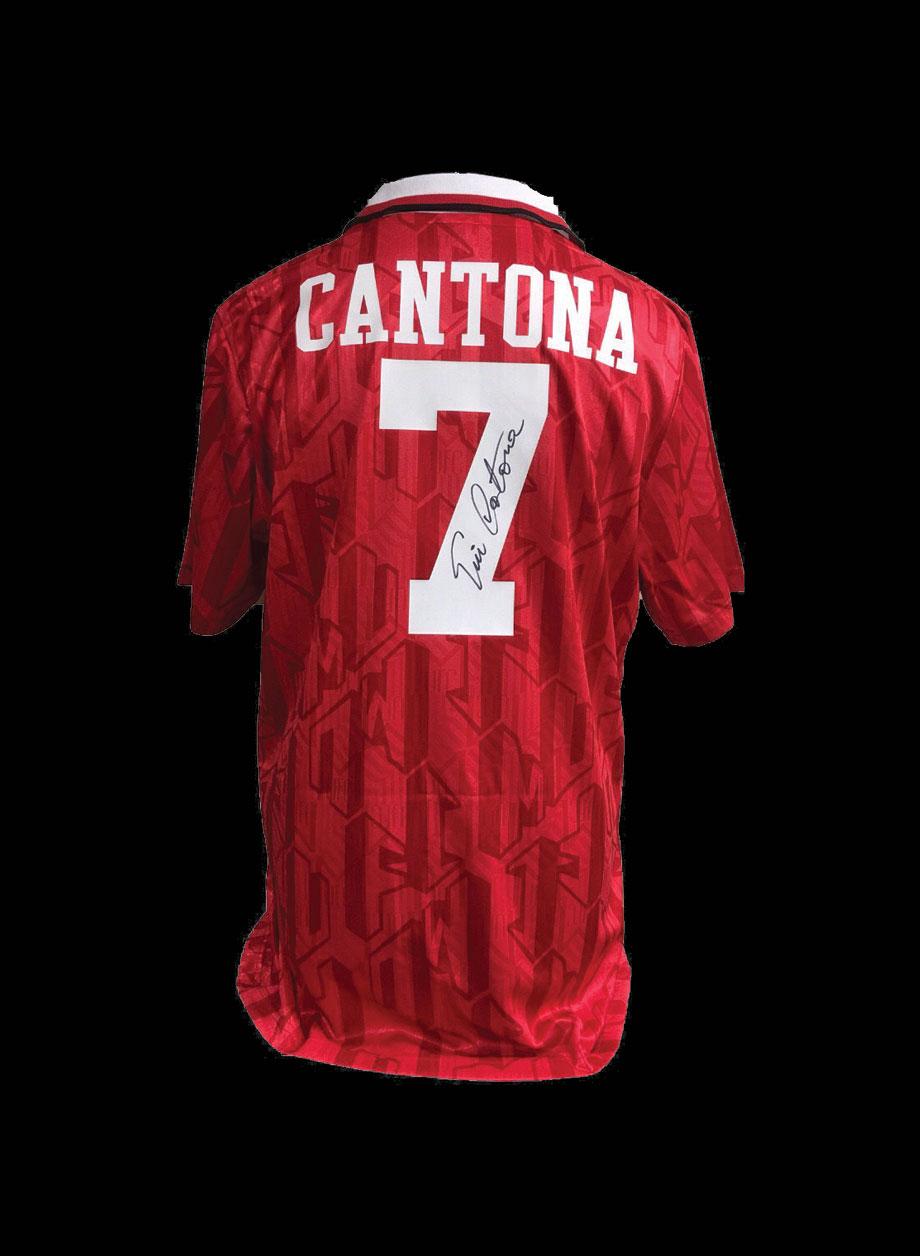 Hij beëindigde zijn voetballoopbaan bij manchester united, waar hij (in vijf seizoenen) vier engelse landstitels en twee keer de fa cup won. Eric Cantona 1994 FA Cup Final Manchester United signed 7 ...