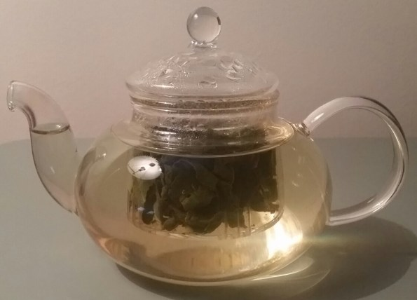Ti Kuan Yin Iron Goddess Oolong Tea, All Star Tea