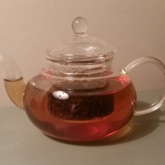 Organic Keemun Panda, Black Tea, All Star Tea
