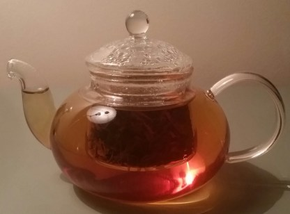 Orange Cinnamon tea, le marche spice