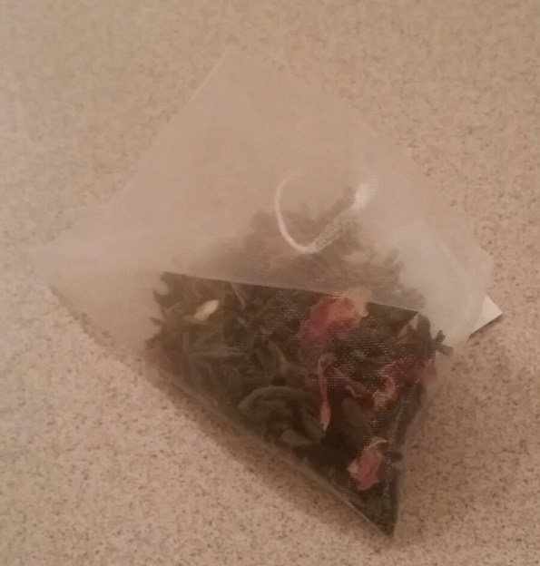 Pyramid Tea bag, All Star Tea