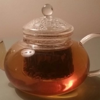 Harrogate tea, Black tea
