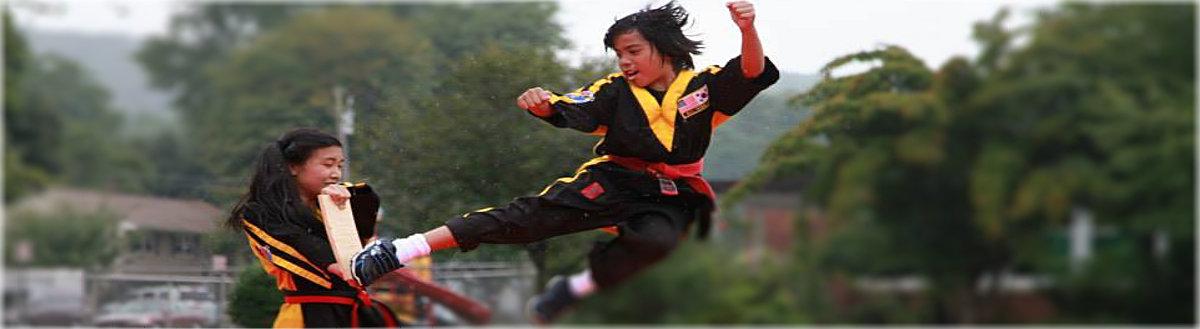 Flying Side Kick Riverdale NJ