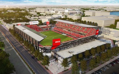 Audi Field: Home to DC United