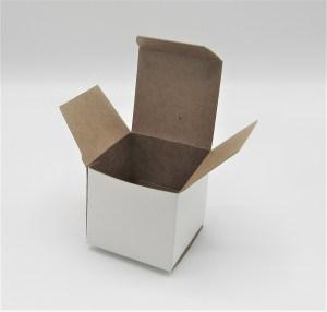Standard Reverse Tuck Paperboard Box