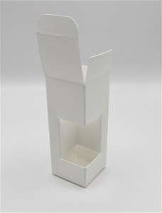 Standard Straight Tuck Paperboard Box