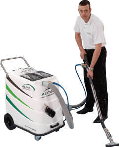 Steam Cleaning Carpet Machines