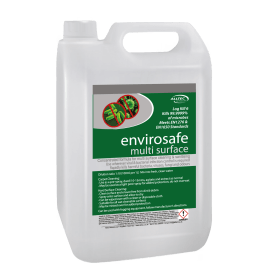 Envirosafe Multi Surface Virus & Bacteria Cleaner & Sanitiser – 4x5L Case Rate