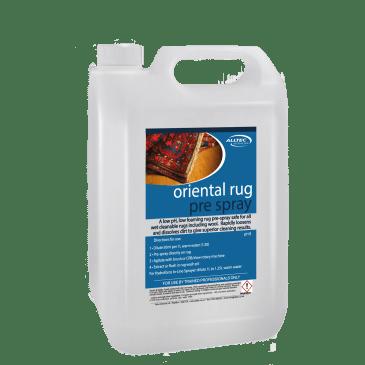 Oriental Rug Pre-Spray – 4x5L Case Rate
