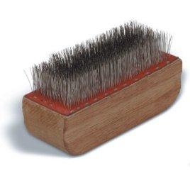 Velvet Carding Brush