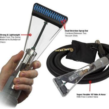 Rotovac Shear Dry Tool
