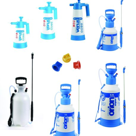 Venus 2L Foaming Pump Up Hand Sprayer
