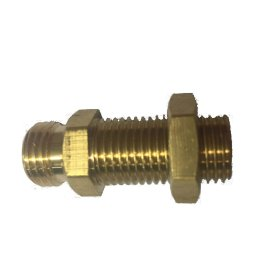 1/4″ Male Bulk Head Fitting