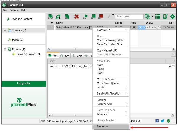 increase uTorrent download speed and download utorrent - Image 8