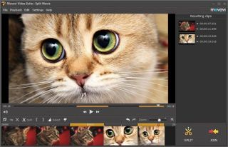 Movavi Video Suite Review - Video Editing