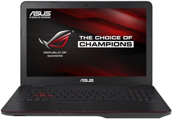 ASUS ROG GL551JM-DH71 - #1 Best gaming laptops under $1000