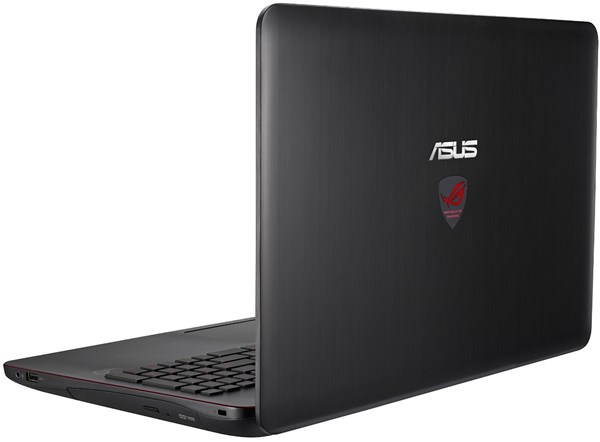 ASUS ROG GL551JM-DH71 back - #1 Best gaming laptops under $1000
