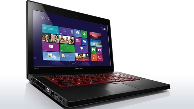 Lenovo Y410P - #5 Best gaming laptops under $1000