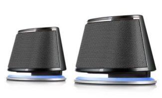 satechi speakers - best audiophile speakers