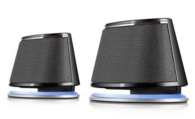 satechi speakers - best audiophile PC speakers - 12 Best Audiophile Computer Speakers Under $100-$500