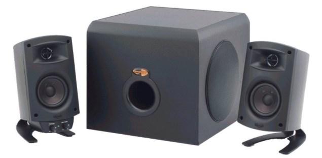 klipsch - best budget computer speakers under $100 - Best Budget Desktop Speaker - Best Budget Computer Speakers Under $200