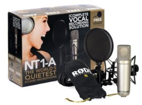 rode - best condenser microphone