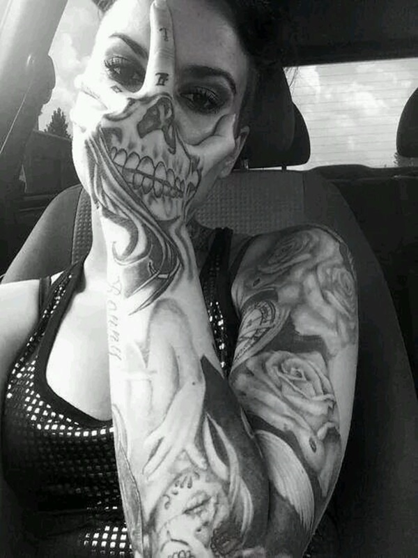 Black Hand Tattoo Meaning : black, tattoo, meaning, Black, Tattoo, Meaning, Elegant