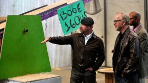 The Mythbusters new show: Unchained Reaction