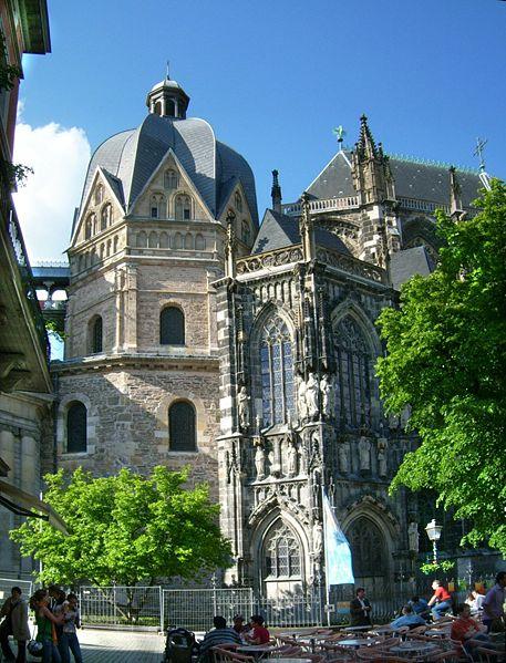 Palatine Chapel, Aachen Germany