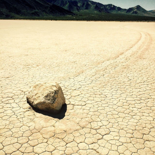 Racetrack Playa Stones