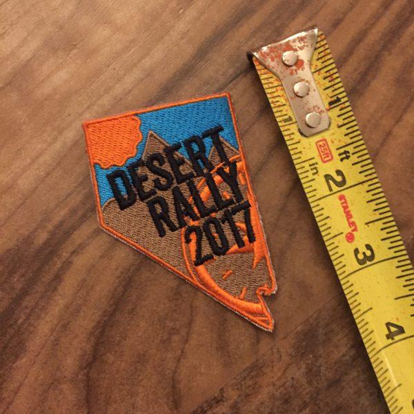 Desert Rally Patch