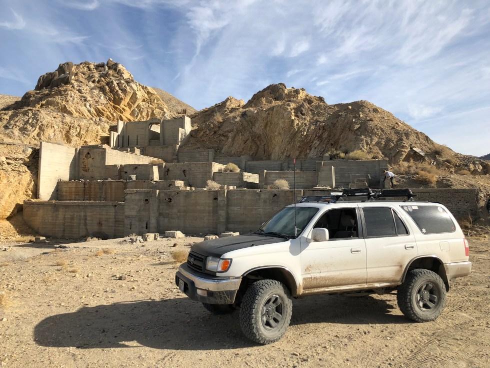 MGL Mine, Nevada