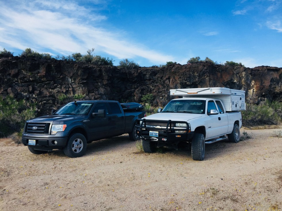 the All-Terrain Family Ford and Chevy Trucks