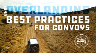 Overlanding Best Practices for Convoys