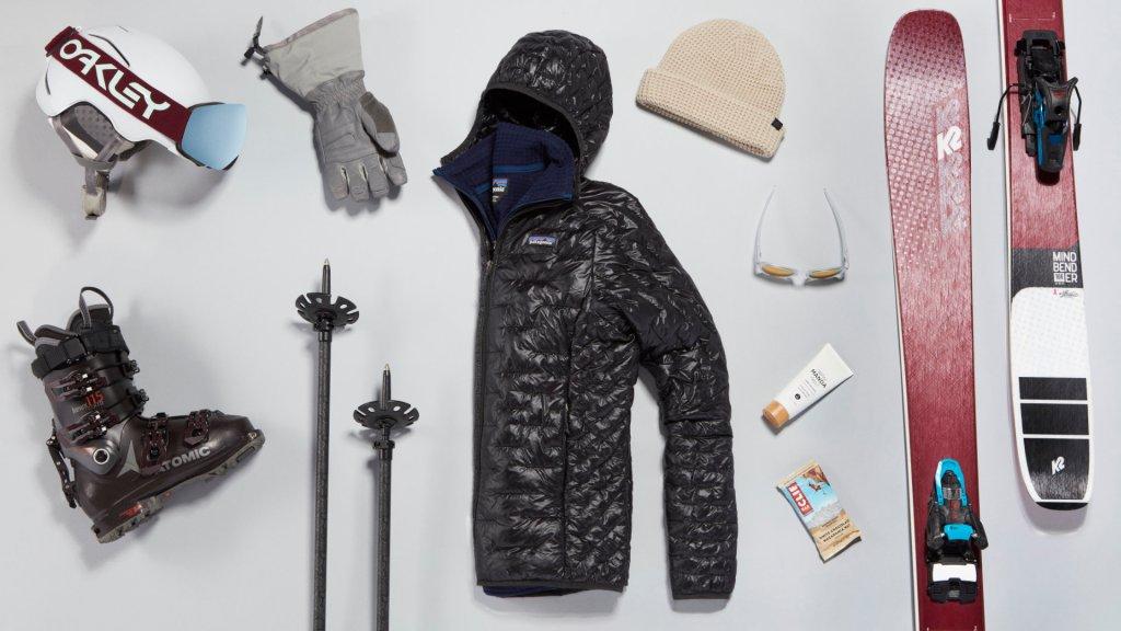 Winter Skiing Gear