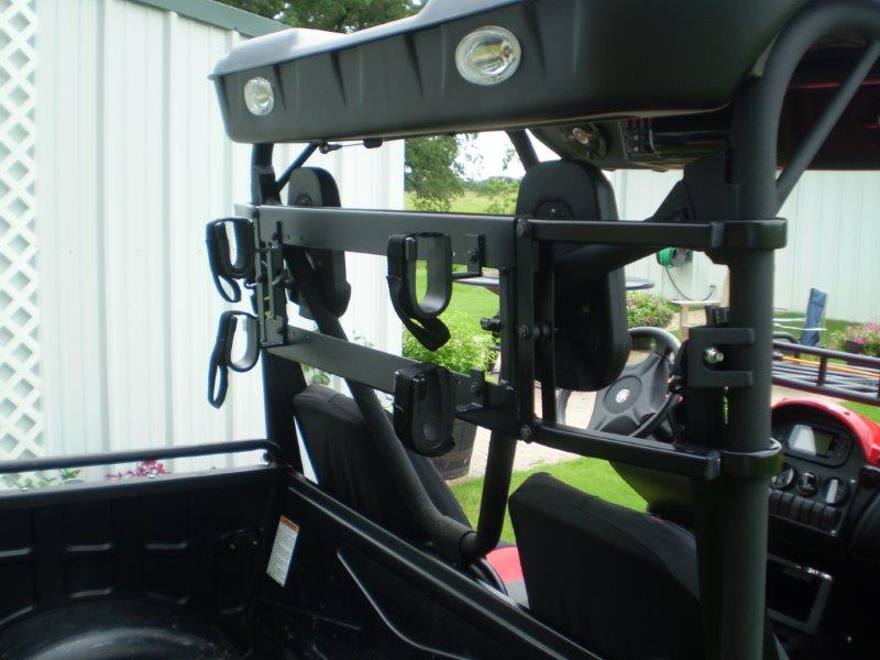 power ride gun rack by great day inc