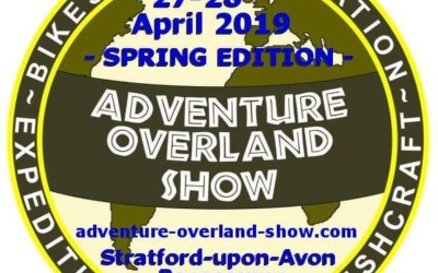 ATUK Exhibiting at the Adventure Overland Show