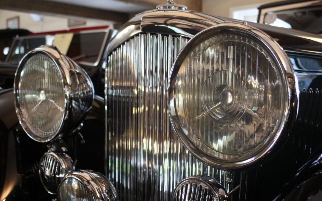 P+A Woods Rolls Royce tour