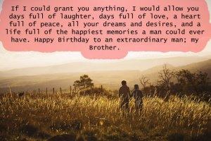 Happy Birthday to an extraordinary man