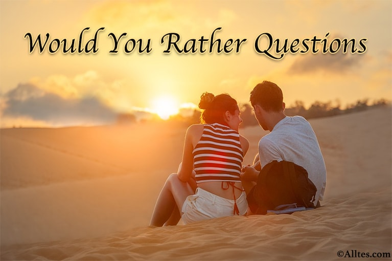 Would You Rather Questions to Ask